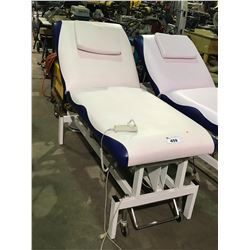 MOBILE ELECTRIC MASSAGE BED
