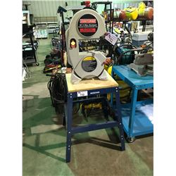 """CRAFTSMAN   1/3 HP 9"""" BANDSAW WITH MASTERCRAFT STAND"""