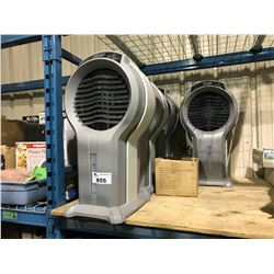 4 EVAPORATIVE COOLERS