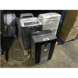 PALLET OF ASSORTED AIR CONDITIONERS