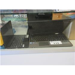 3 ASSORTED LAPTOPS (CONDITION UNKNOWN)