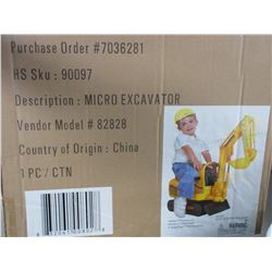 MICRO EXCAVATOR/INFRARED HEAT WRAP/DEFROSTER/2 NECK MASSAGERS/PALM MASSAGER/2 WHITE BATH ROBES