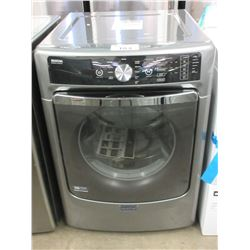 NEW GREY MAYTAG DRYER (MAY HAVE SLIGHT COSMETIC DAMAGE)
