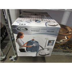 2 HOME TOUCH COMMERCIAL CLOTH STEAM CLEANERS