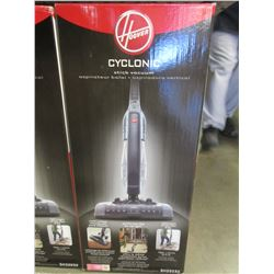 NEW HOOVER CYCLONIC STICK VACUUM