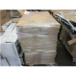 PALLET OF PAPER SHEETING
