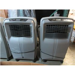 2 ARCTIC COVE EVC500 EVAPORATIVE AIR COOLER
