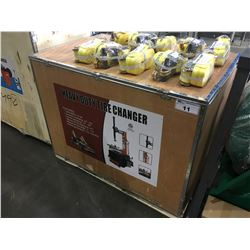 BRAND NEW HEAVY DUTY TIRE CHANGER - 120 VOLT