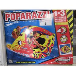 POPARAZZI 1-3 PERSON WATER TOY