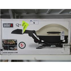 WEBER 2000 OUTDOOR GAS GRILL MODEL 53060001