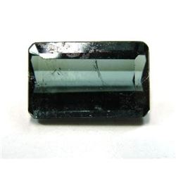 1.38 ct. Blue Green Tourmaline