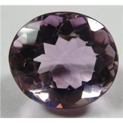 11.26 ct. Rose de France Amethyst