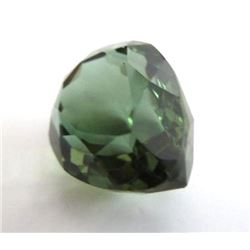 21.5 ct. Green Amethyst AAA