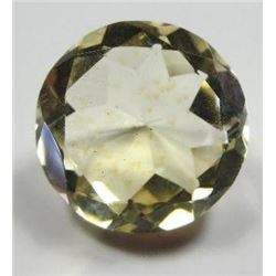 10.0 ct. Yellow Citrine