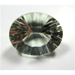 3.14 ct. Green Amethyst