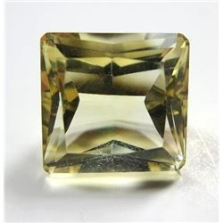 11.60 ct. Lemon Citrine