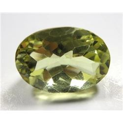 12.79 ct. Lemon Citrine