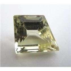 8.65 ct. Lemon Citrine