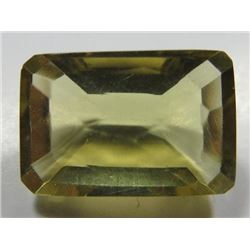 9.85 ct. Yellow Tourmaline