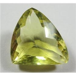 19.70 ct. Lemon Citrine