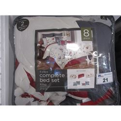 SHEILA KING SIZE BED SET