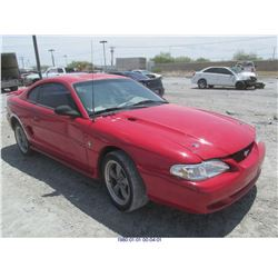 1997 - FORD MUSTANG