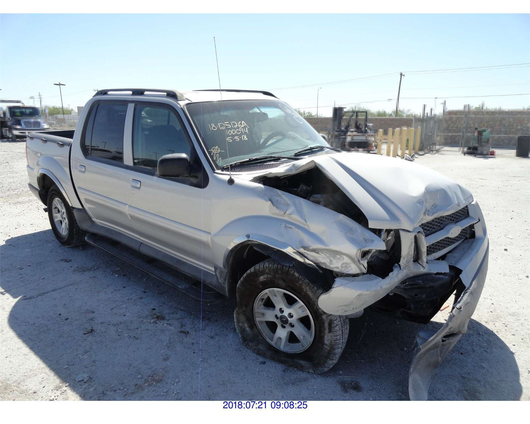Image 1 2005 ford explorer sport trac