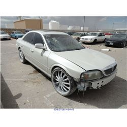 2005 - LINCOLN LS