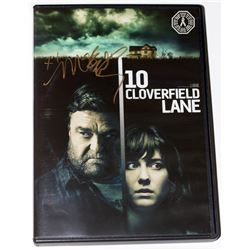 10 Cloverfield Lane DVD Signed by Mary Elizabeth Winstead