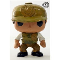 100, The - Bellamy Mt. Weather Pop! (Custom) Signed by Bob Morley