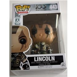 100, The - Lincoln Funko Pop! Signed by Ricky Whittle (Rare/Vaulted)