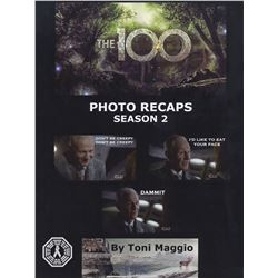 100, The - Season 2 Toni Maggio Photo Recaps Book (Limited Edition)