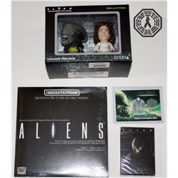 Alien/Aliens/Alien: Resurrection Package (5 Items)
