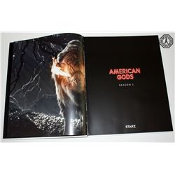 American Gods Season 1 (Starz) Coffee Table Book