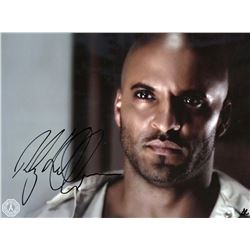 American Gods Shadow Moon Custom Digital Painting Signed by Ricky Whittle