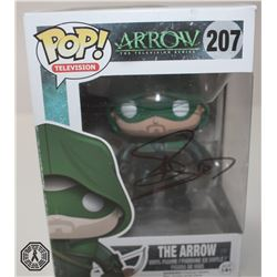 Arrow The Arrow Funko Pop! Signed by Stephen Amell