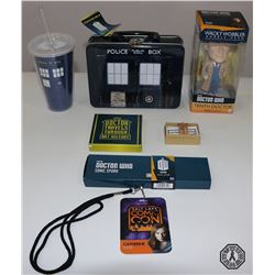 Doctor Who Package (9 Items)