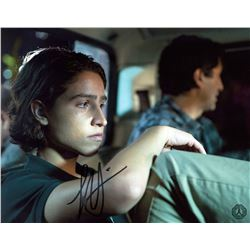Fear the Walking Dead Chris Photo Signed by Lorenzo James Henrie