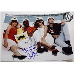 Fear the Walking Dead SDCC 2017 Yacht Cast Photo Signed by Colman Domingo