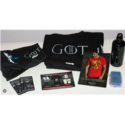 Game of Thrones SDCC 2017 Package (5 Items)