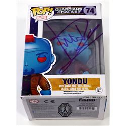 Guardians of the Galaxy Yondu Funko Pop! Signed by Michael Rooker (Rare/Vaulted)