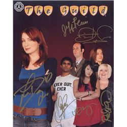 Guild, The - Photo Signed by 6 Cast