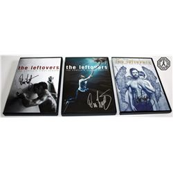 Leftovers, The - Complete 1st, 2nd & 3rd Season DVDs Signed by D. Lindelof