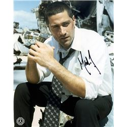 LOST Jack Photo Signed by Matthew Fox