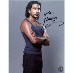 LOST Sayid Photo Signed by Naveen Andrews