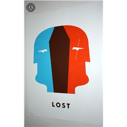 LOST Ty Mattson 5-Screenprint Set