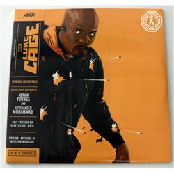 Luke Cage Marvel Vinyl Soundtrack, Pop! & Poster Set