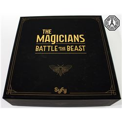 Magicians, The - Rare Board Game, Alice Art Print & S. Gamble Signed Name Tag