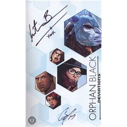 Orphan Black Deviations: Comic Compilation Signed by Bruun & Staggs