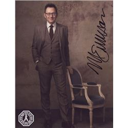 Person of Interest Harold Finch Photo Signed by Michael Emerson